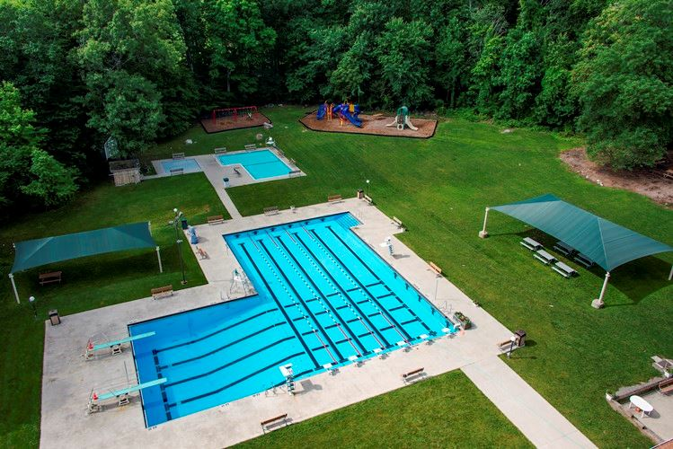 Mahwah Municipal Pool (Photo by Ty Poland Photography)